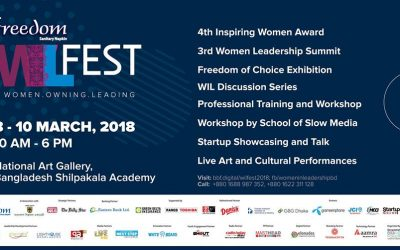 Freedom Sanitary Napkin WIL FEST 2018